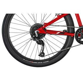 "ORBEA MX Team - Vélo enfant - 24"" rouge"